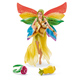 Schleich Rainbow Elf Meena With Flying Squirrel