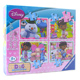 Ravensburger Doc McStuffins 4 in a Box Puzzles