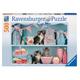 Ravensburger Kittens & Cupcakes 500 Piece…