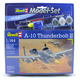 Revell A-10 Thunderbolt II Model Set (Scale 1:144)