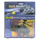 Revell AH-64D Longbow Apache Model Set (Scale…