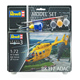 Revell BK117 ADAC Model Set (Level 3) (Scale 1:72)