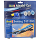 Revell 747-200 Model Set (Scale 1:450)