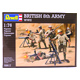 Revell British 8th Army WWII (Scale 1:76)