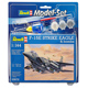 Revell F-15E Strike Eagle & Bombs with Paints…