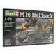 Revell M16 Halftrack (Scale 1:76)