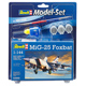 Revell MiG-25 Foxbat Model Set with Paints &…