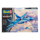 Revell Fulcrum MiG-29S  (Level 4) (Scale 1:72)