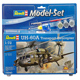 Revell UH-60A Transport Helicopter Model Set with…