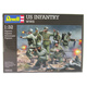 Revell WWII US Infantry (Scale 1:32)