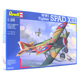 Revell WWl Fighter SPAD Xlll (Scale 1:28)