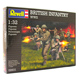 Revell WWll British Infantry (Scale 1:32)