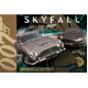 Scalextric Micro James Bond 007 Skyfall Set