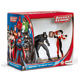 Schleich Justice League Batman vs Harley Quinn