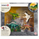 Schleich Mini Dinosaur Set 2 (4 Pack)