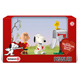 Schleich Peanuts Be My Valentine Charlie Brown Set