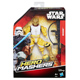 "Star Wars Hero Mashers 6"" Action Figure BOSSK"