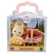 Sylvanian Families Baby Carry Case Chocolate…