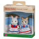 Sylvanian Families Seaside Friends Figure Pack