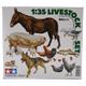 Tamiya Livestock Set (Scale 1:35)