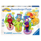 Ravensburger Teletubbies 4 Shaped Jigaw Puzzles