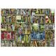 Ravensburger The Bizarre Bookshop 1000 Piece…