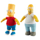 The Simpsons Soft Toy With Sound Bart