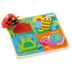 Tidlo Toys Touch & Feel Bugs Puzzle