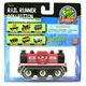 Toys for Play Wooden Railroad Double Head Engine