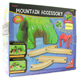 Toys for Play Wooden Railroad Mountain Accessory