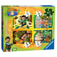 Ravensburger Tree Fu Tom 4 in a Box Jigsaw Puzzles