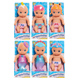 Wee Waterbabies Single Doll WEE BUBBLES